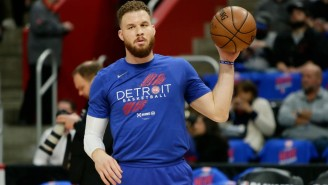 Blake Griffin's Hamstring And Knee Injuries Will Keep Him Out Until At Least November
