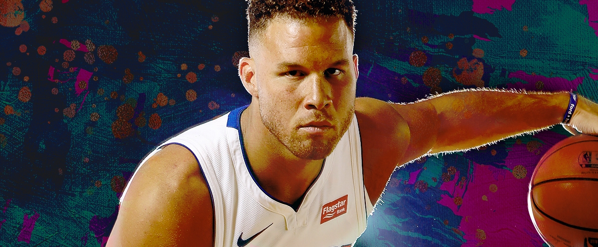 Blake Griffin Won't Be Outworked On (Or Off) The Court