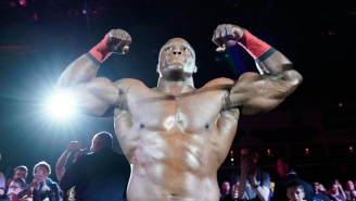 Bobby Lashley Talks To Us About 'WWE 2K20,' Hooking Up With Lana, And His Obvious NXT Run