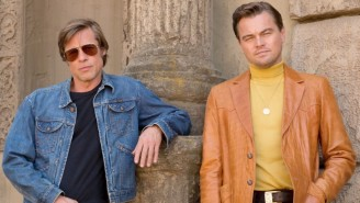 Leo And Brad's 'Once Upon A Time In Hollywood' Oscar Nomination Categories Are Very Appropriate