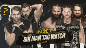 NXT Results 10/23/19