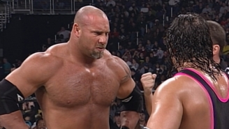 Bret Hart Thinks Bill Goldberg Doesn't Belong In The WWE Hall Of Fame