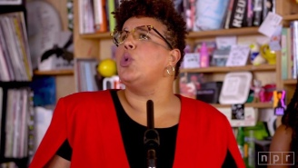 Brittany Howard Delivers A Soul-Shaking NPR Tiny Desk Performance