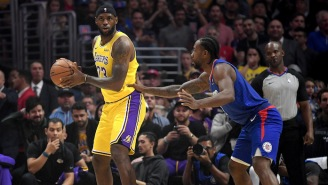 The Lakers And Clippers Were Who We Thought They Were In The Opener (And It Was Fun)