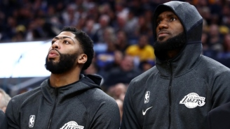 There Are Reportedly 'Growing Fears' China May Cancel The Lakers-Nets Preseason Games