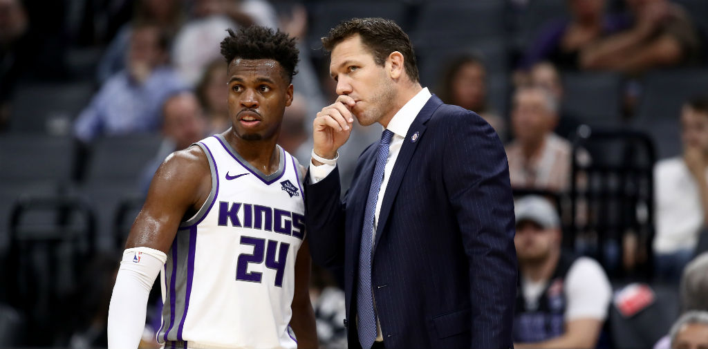 Buddy Hield Reportedly Signed A 4-Year Extension With The Kings With Incentives 'Within Reach'