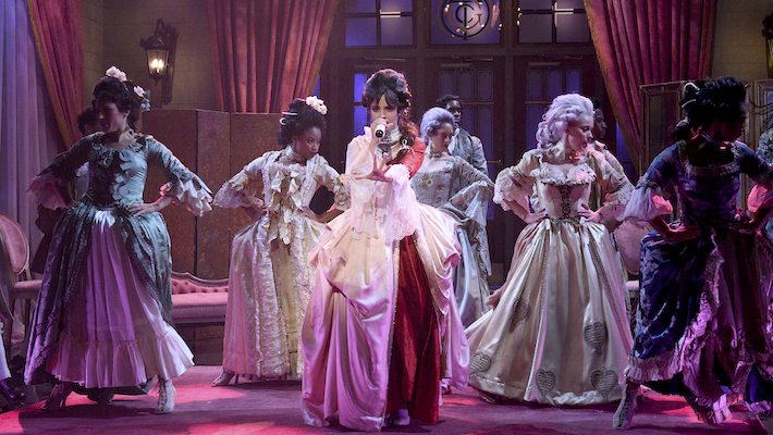 Camila Cabello Turned In Theatrical Performances Of 'Cry For Me' and 'Easy' On 'SNL'