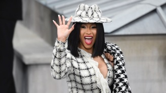 Cardi B Says Her Next Album Will Be Named After Tiger Woods