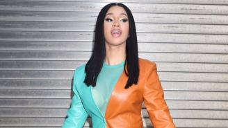 Cardi B Says Her 'Tiger Woods' Album Title Was Just A Joke