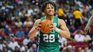 Celtics Rookie Carsen Edwards Broke Out With A 26-Point Quarter Against The Cavaliers