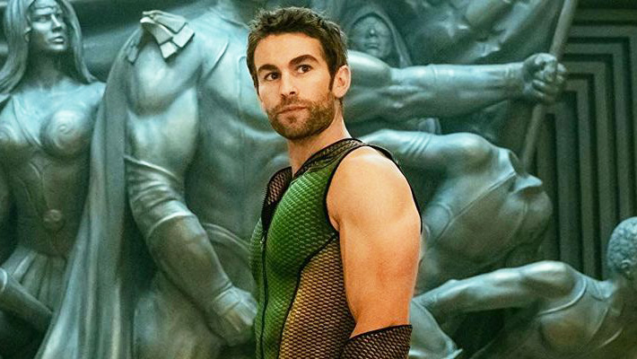 Chace Crawford Of 'The Boys' Finally Responds To The Fuss Over His Infamous 'Bulge' Calendar Shoot