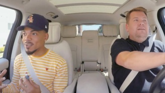Chance The Rapper And James Corden Share Wild Kanye West Stories On 'Carpool Karaoke'