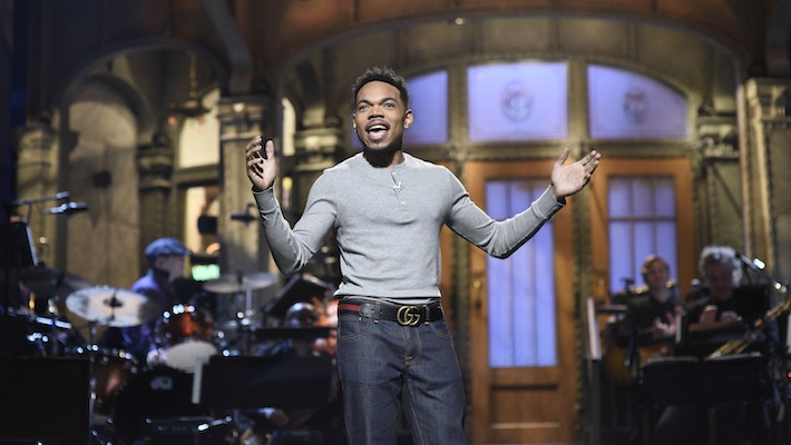 Chance The Rapper Will Accomplish His 'Lifelong Goal' Of Hosting 'SNL' And Being The Musical Guest