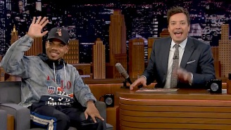 Chance The Rapper Tells Jimmy Fallon That Kanye West Tried To Join His Wedding Band