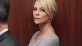 The Latest 'Bombshell' Trailer Shows Off Charlize Theron's Uncanny Megyn Kelly Impersonation