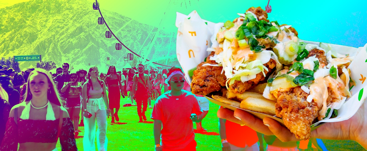 How 2019 Marked The New Era Of Food At Music Festivals