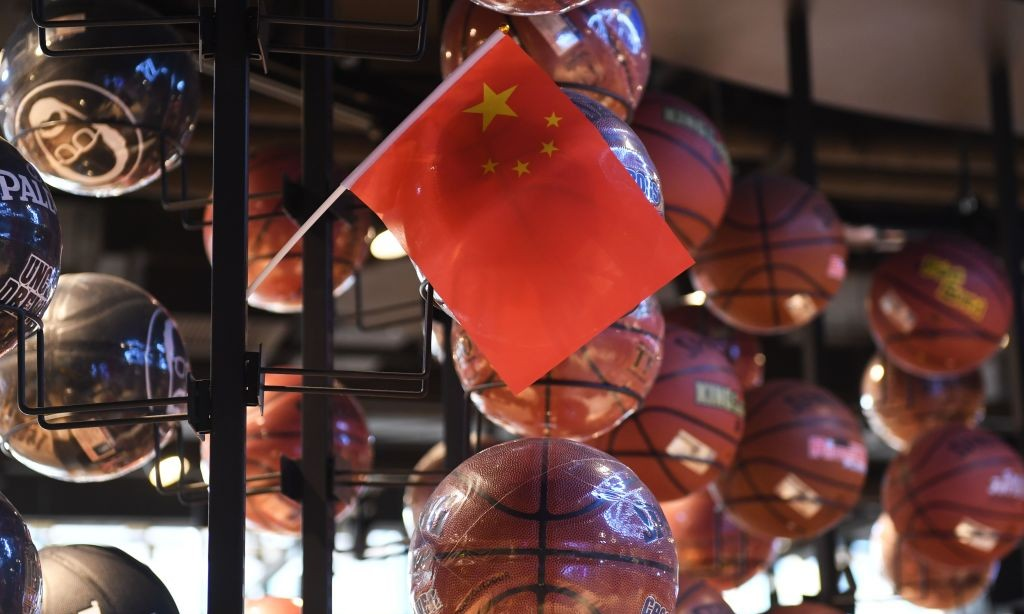 NBA Teams Are Reportedly Preparing For A Possible Salary Cap Dip If China Revenue Declines