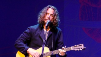 Chris Cornell's Wife Says He Would Be 'Honored' By Soundgarden's Rock And Roll Hall Of Fame Nomination