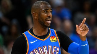 Westbrook's Visit To The OKC Locker Room Caused Chris Paul To Have A Flashback To The LA Tunnel Incident