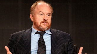 Louis C.K. Has Announced A New 14-City Stand-Up Tour In An E-mail To Fans
