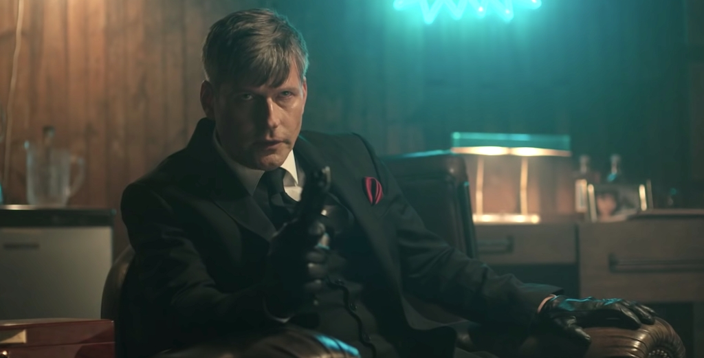 Crispin Glover And His Bizarre French Accent Steal The Wild New Trailer For 'Lucky Day'