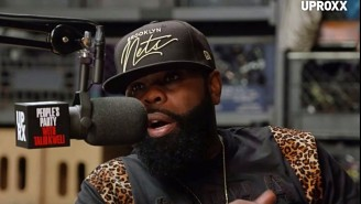 Crooked I Explains How He Met Tupac On 'People's Party With Talib Kweli'