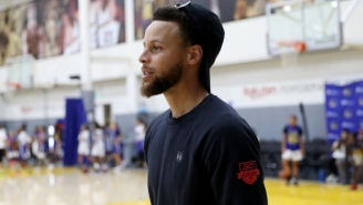 Steph Curry Said 'Welcome To The Club' After Steve Kerr Was Criticized By The President