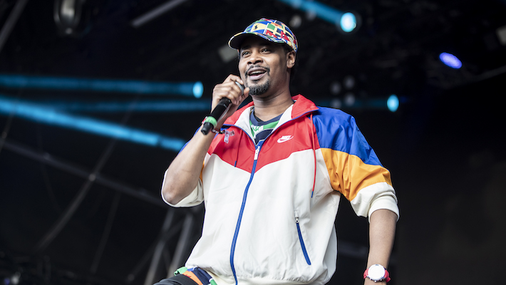 Danny Brown Calls Out A Dallas Fan After He Disrespected His Female Opening Act