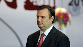 The Chinese Basketball Association 'Suspended Cooperation' With The Rockets Over Morey's Hong Kong Tweet