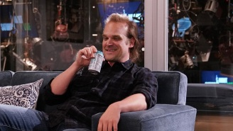 David Harbour Meets The Real 'SNL' Boss In The Promo For His Upcoming Episode