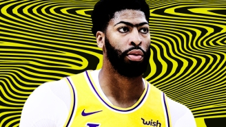 Anthony Davis Is Already Showing Why The Lakers Were Willing To Do Anything To Get Him To L.A.