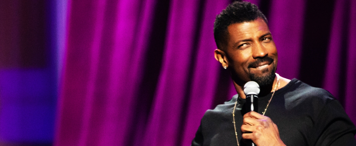 Deon Cole Just Wants To Make People Laugh And Think