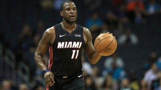 Dion Waiters Reportedly Had A Panic Attack On The Heat Plane After Taking An Edible