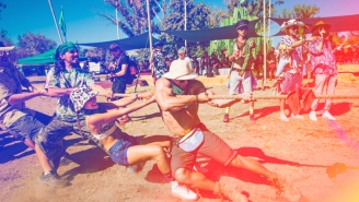 Jump Into A Psychedelic Playground With These Photos From Dirtybird Campout