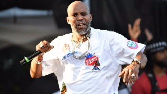 DMX Checked Himself Back Into Rehab And Canceled All Upcoming Shows