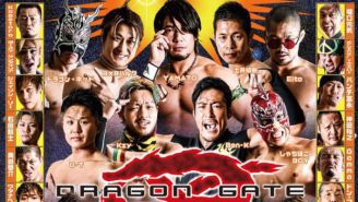 WWE Reportedly Tried To Buy Dragon Gate For NXT Japan