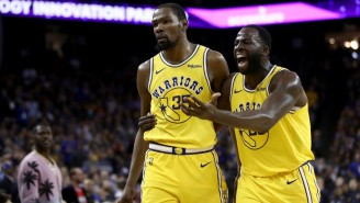 Draymond Green Wishes Kevin Durant Had Given The Warriors The Closure 'The Last Dance' Bulls Got
