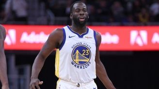 Draymond Green Had An Eventful Appearance On 'Inside The NBA' Friday Night