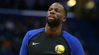 Draymond Green Was Fined $50,000 For Tampering After Making Devin Booker Comments Live On TNT