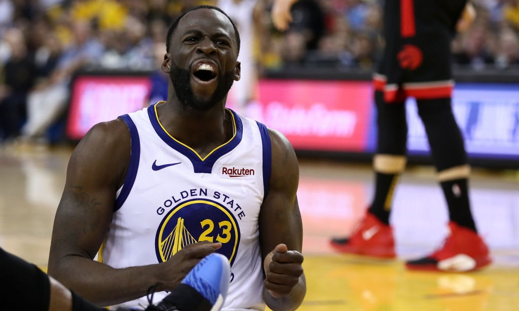 """Draymond Green Calls NCAA """"Dictatorship"""", Says California Law Is A """"Huge Step In The Right Direction"""""""