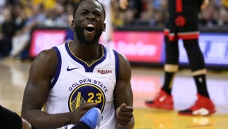 "Draymond Green Calls NCAA ""Dictatorship"", Says California Law Is A ""Huge Step In The Right Direction"""
