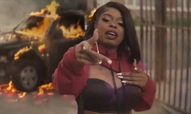 Dreezy Gets Cozy With Jacquees In Her Apocalyptic 'Love Someone' Video
