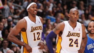 Dwight Howard Believes 'Egos' Ruined His First Lakers Run In 2012
