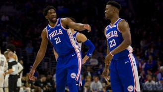 Joel Embiid Loved Watching Jimmy Butler Take Over Against The Bucks