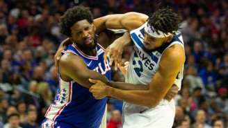 Joel Embiid Brought Up Jimmy Butler And Karl-Anthony Towns' Mom In A Post-Fight IG Post