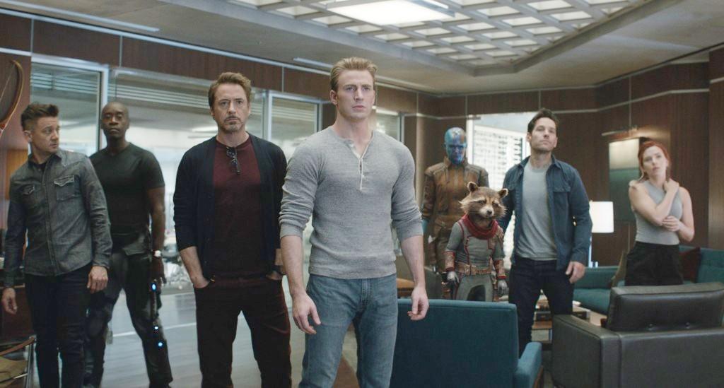 best movies on disney plus - avengers endgame