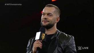 Watch Finn Bálor Make A Surprise Return To NXT
