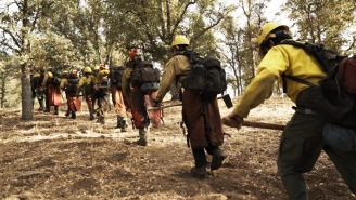 VIDEO: Wildfire Survivors Aren't Going To Forget The 'Warriors Of The West'