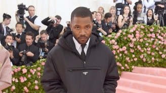 Frank Ocean Is The Face Of A New Prada Menswear Campaign