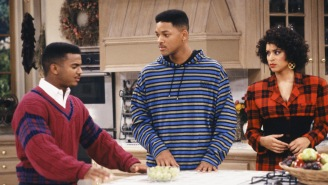 Will Smith Is Reportedly Working On A 'Fresh Prince Of Bel-Air' Spin-Off Series